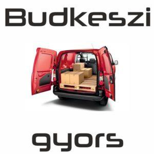 Csomagszállítás Budakesziről Budapestre
