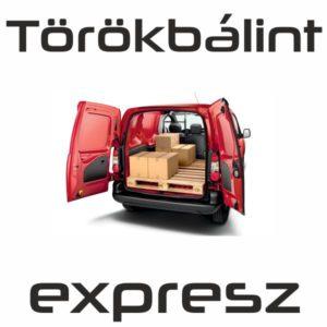 Csomagszállítás Törökbálintról Budapestre