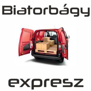 Csomagszállítás Biatorbágyról Budapestre
